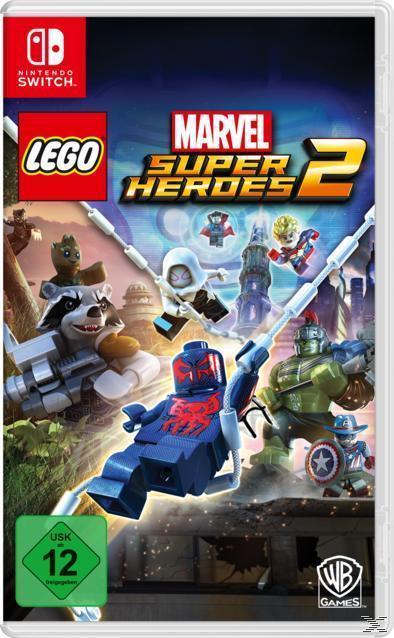 LEGO Marvel Super Heroes 2 (Nintendo Switch) für 39,99 Euro