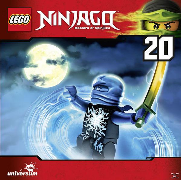 Lego Ninjago (CD 20) (CD(s)) für 7,99 Euro