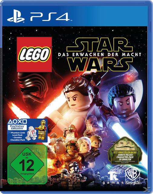 LEGO Star Wars: Das Erwachen der Macht (PlayStation 4) für 49,99 Euro