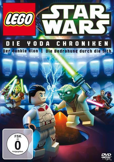 LEGO® Star Wars®: Die Yoda Chroniken (DVD) für 8,99 Euro