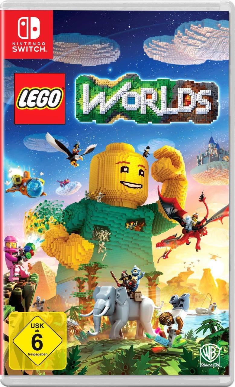 LEGO Worlds (Nintendo Switch) für 30,00 Euro