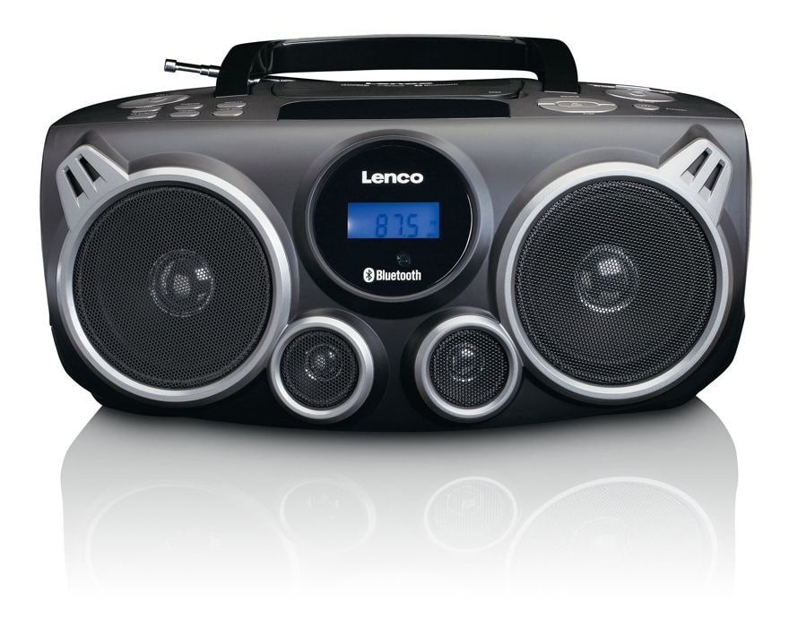 Lenco SCD-100 CD Payer FM Radio für 119,00 Euro