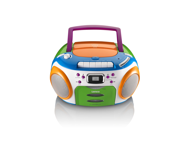 Lenco SCR-97 MP3 Kids für 69,95 Euro