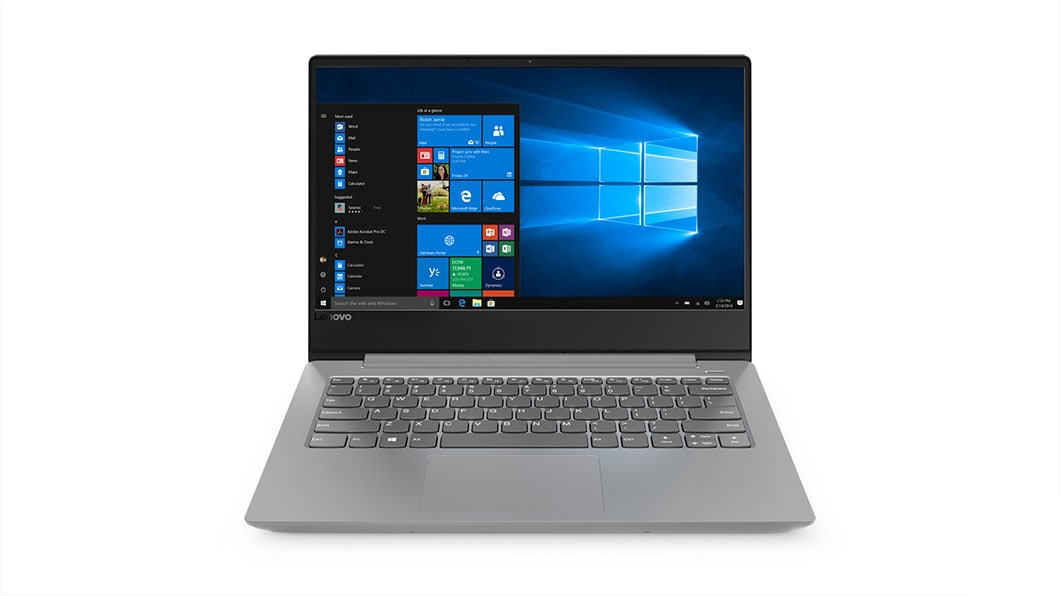 "Lenovo IdeaPad 330S-14IKB Notebook i5-8250U 8GB 128GB+1TB 14"" Full-HD IPS matt für 666,00 Euro"