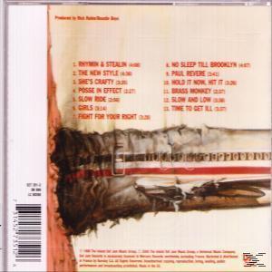 Licensed To Ill (Beastie Boys) für 7,99 Euro