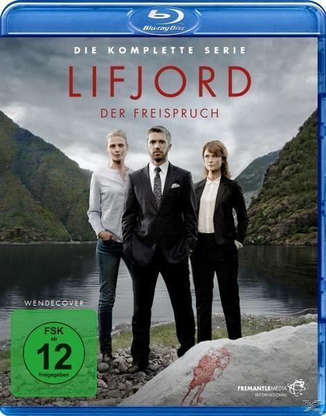 Lifjord - Der Freispruch - Staffel 1+2 (BLU-RAY) für 39,00 Euro