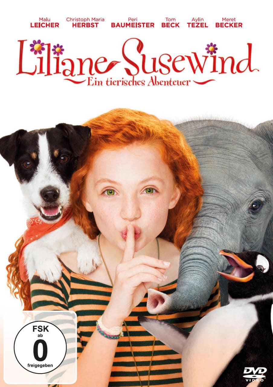 Liliane Susewind - Ein tierisches Abenteuer (DVD) für 7,99 Euro