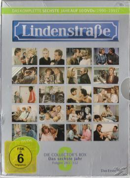 Lindenstraße - Das komplette 6. Jahr (Folge 261-312) Collector's Box (DVD) für 36,99 Euro
