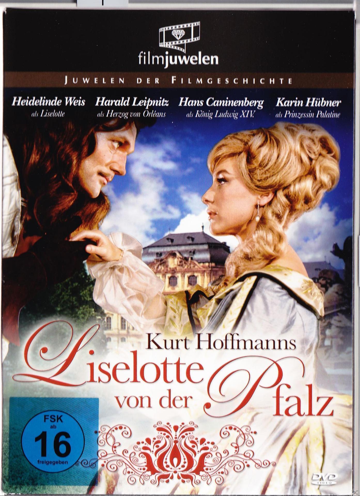 Liselotte von der Pfalz (DVD) für 13,99 Euro