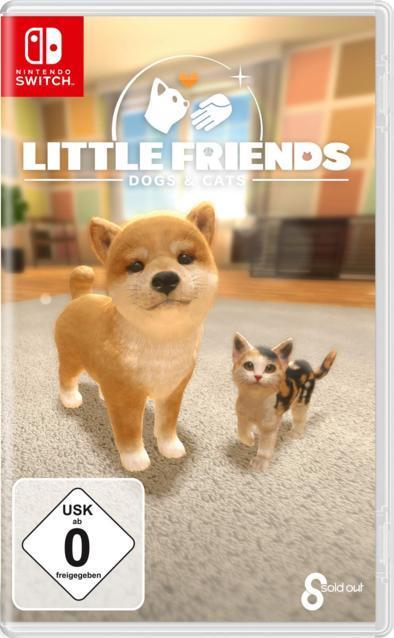 Little Friends: Dogs and Cats (Nintendo Switch) für 39,99 Euro