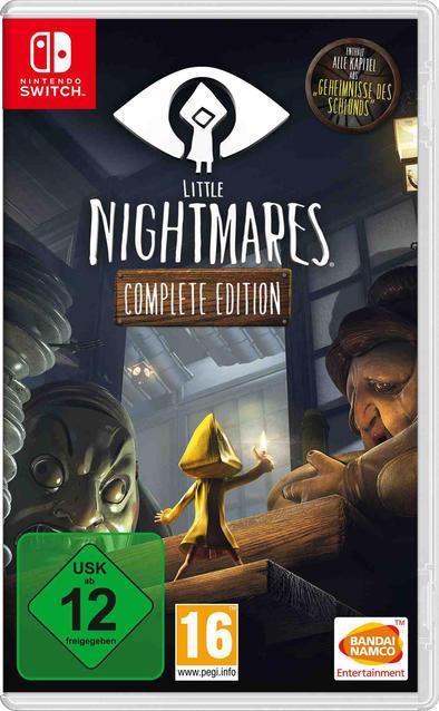 Little Nightmares - Complete Edition (Nintendo Switch) für 30,00 Euro
