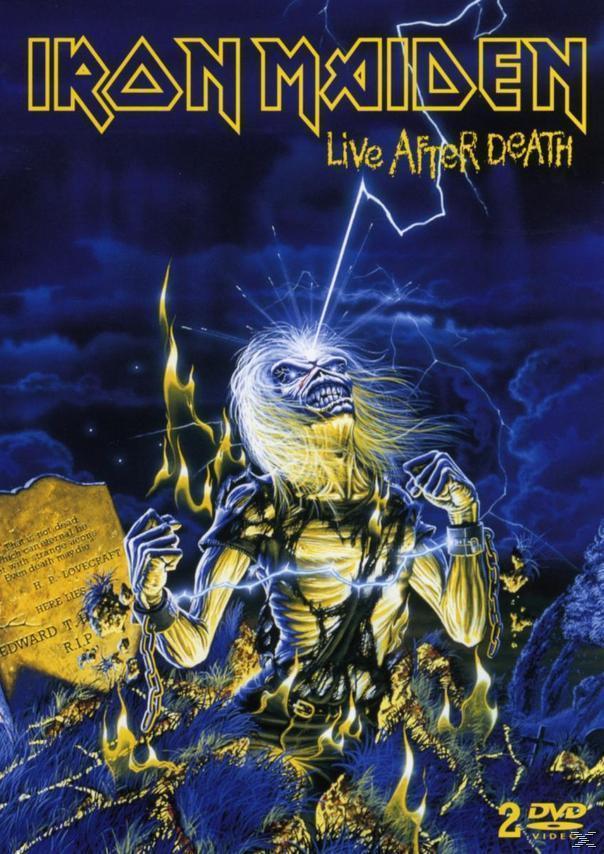 Live After Death (Iron Maiden) für 9,99 Euro
