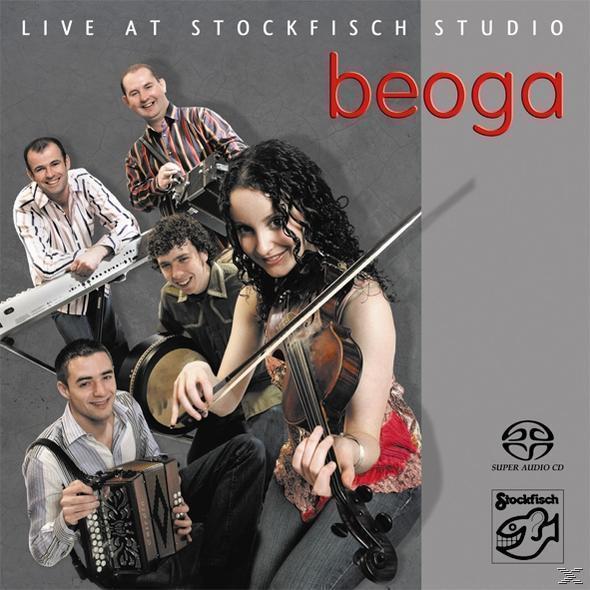 Live At Stockfisch Studio [Hybrid Sacd] (Beoga) für 24,99 Euro