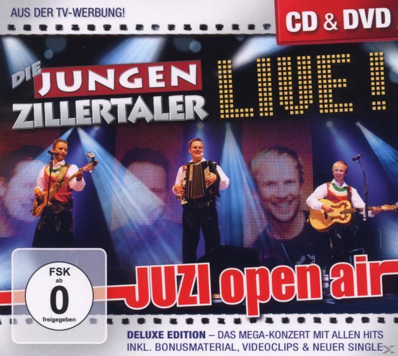 Live (Die Jungen Zillertaler) für 19,99 Euro