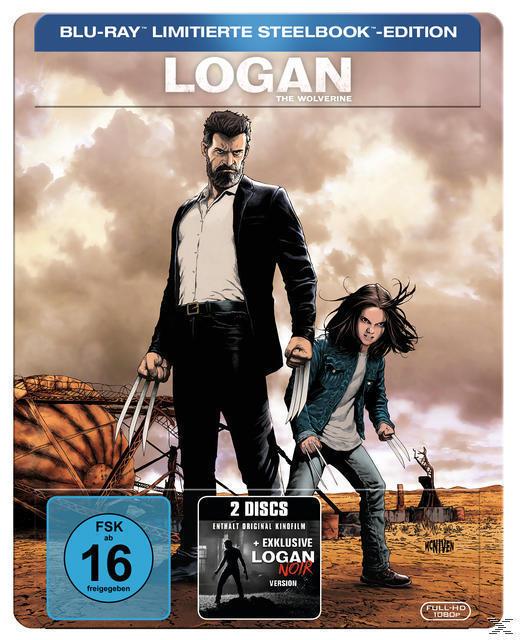 Logan - The Wolverine Steelbook (BLU-RAY) für 24,99 Euro