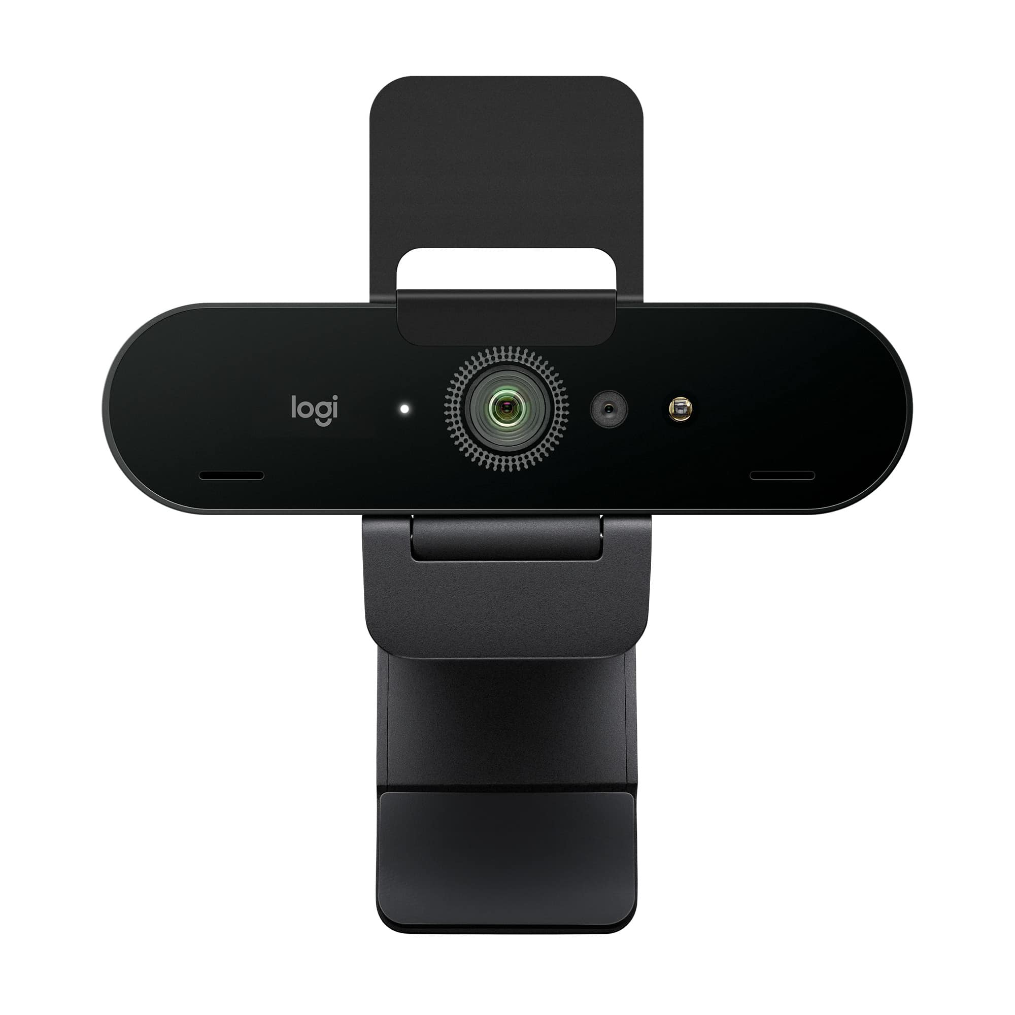 Logitech Brio 4k Stream Edition Webcam digitaler 5-fach-Zoom Full-HD Autofokus für 193,99 Euro