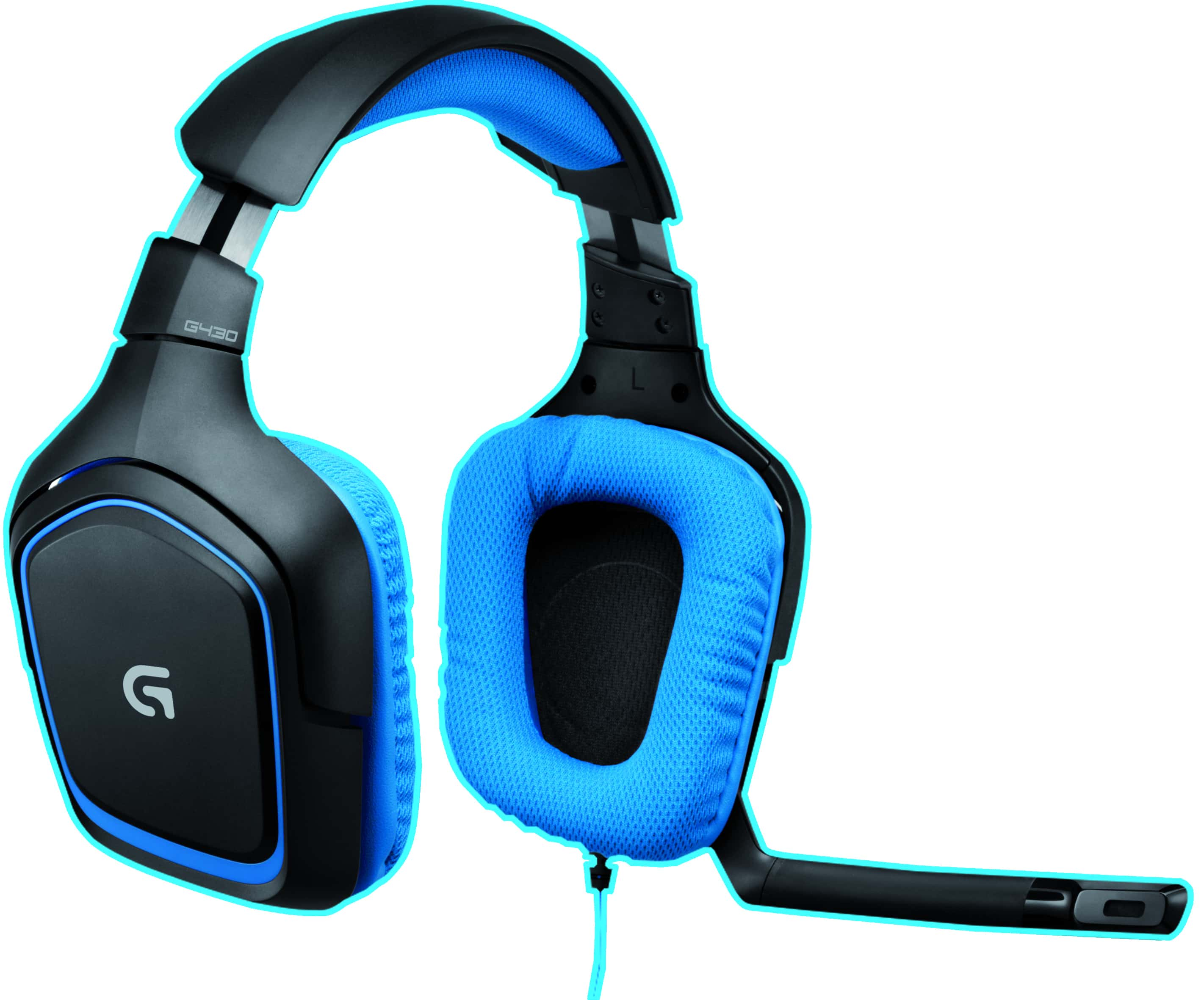 Logitech Gaming-Set (G502 Gaming-Mouse, G430 Gaming-Headset, G240 Mouse-Pad) für 119,00 Euro