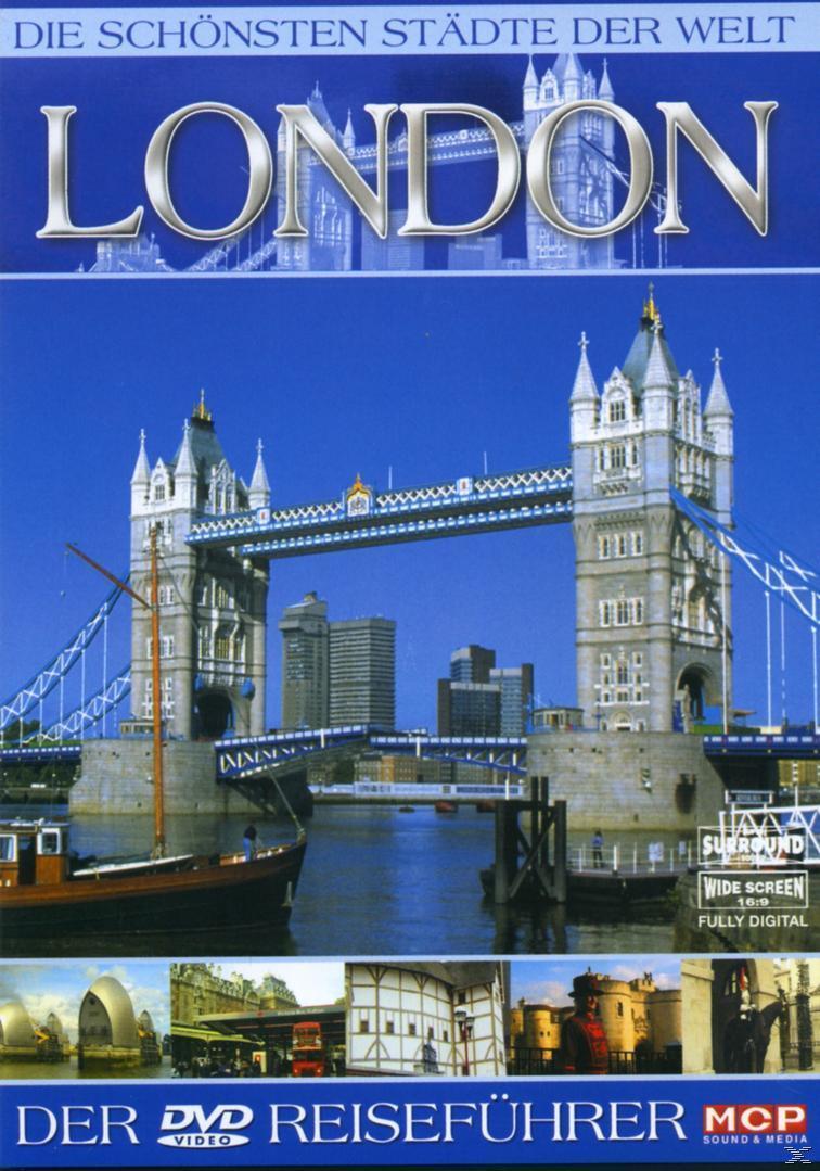 London - Die schönsten Städte der Welt (DVD) für 4,49 Euro