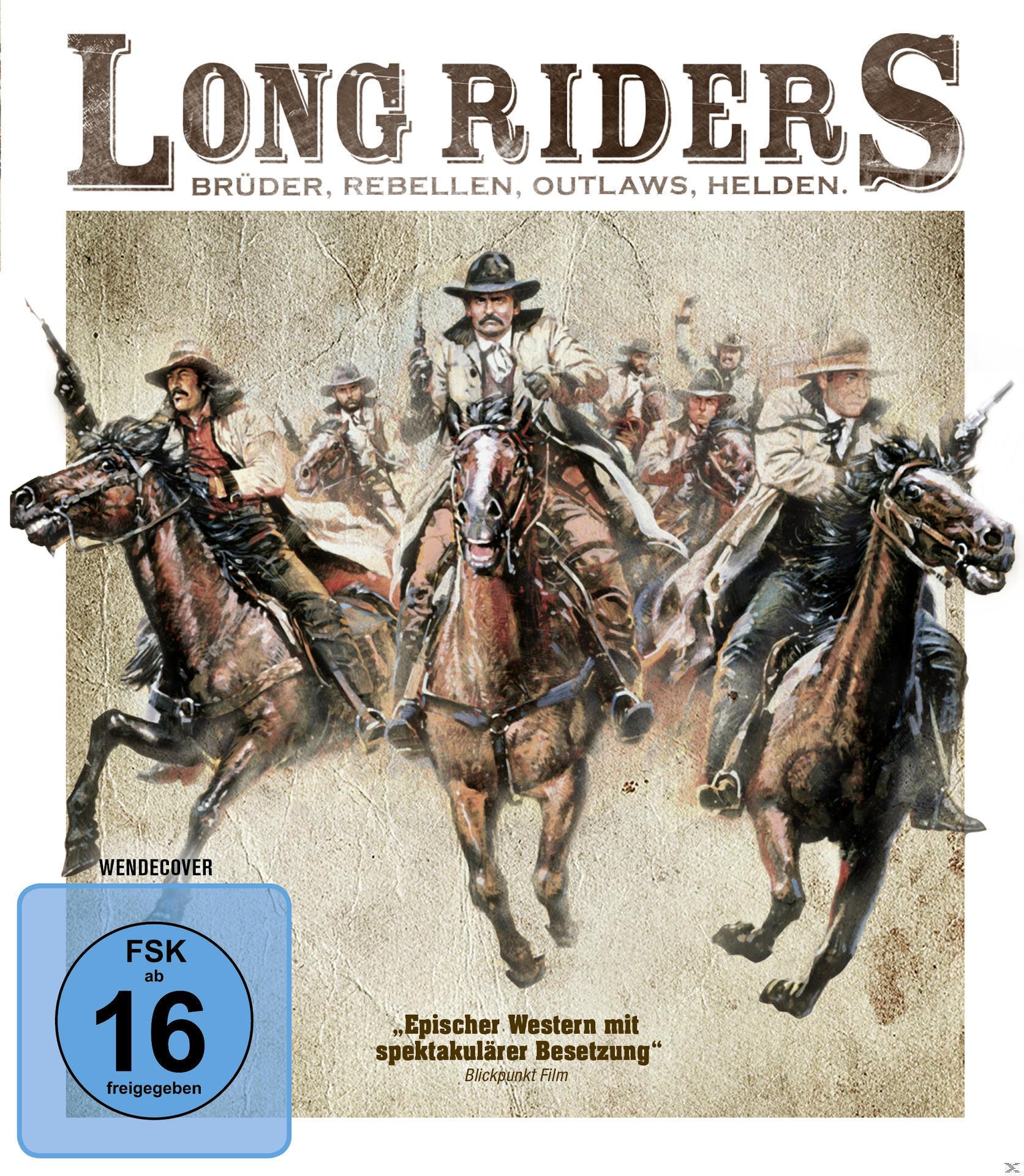 Long Riders (BLU-RAY) für 9,99 Euro