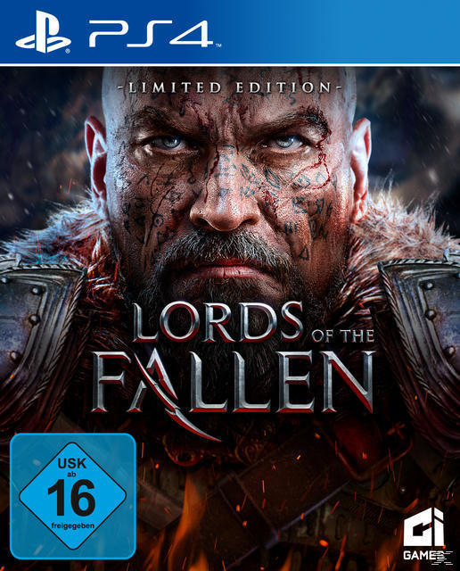 Lords of the Fallen Limited Edition (PlayStation 4) für 69,00 Euro