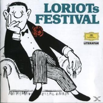 Loriots Festival (CD(s)) für 14,49 Euro