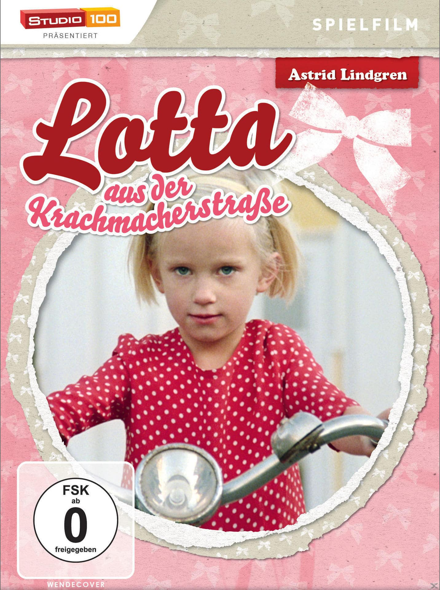 Lotta aus der Krachmacherstraße (DVD) für 9,99 Euro