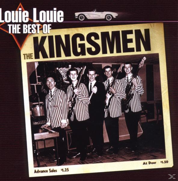 Louie Louie-The Best Of The Kingsmen (The Kingsmen) für 8,49 Euro