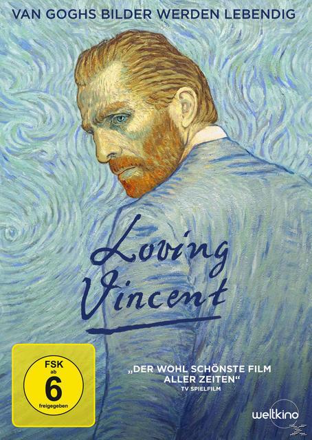 Loving Vincent (DVD) für 7,99 Euro