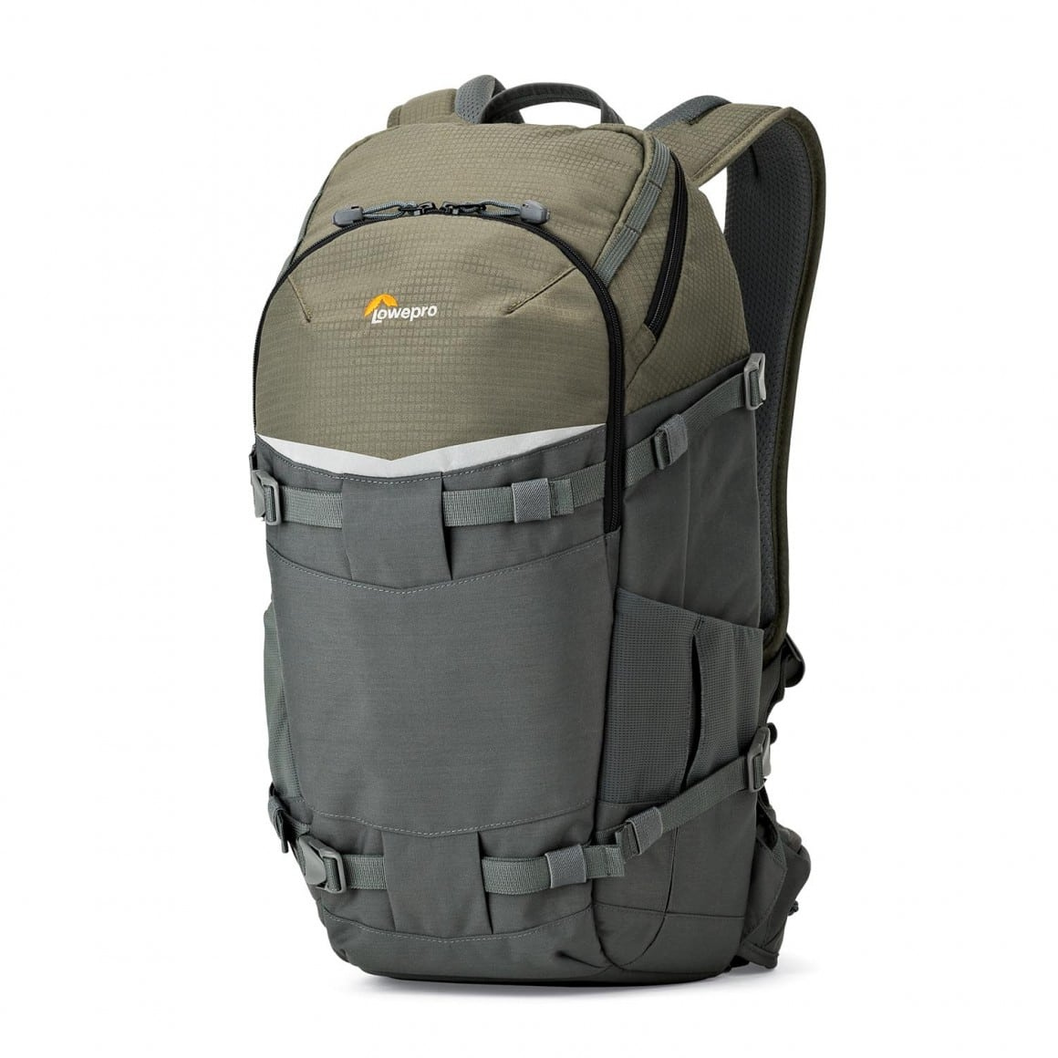 Lowepro Flipside Trek BP 350 AW Kameratasche  All Weather AW Cover Grün, Grau für 149,00 Euro