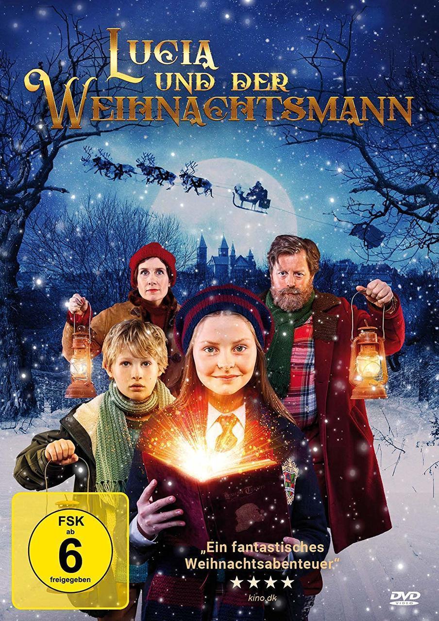 Lucia und der Weihnachtsmann (DVD) für 9,99 Euro