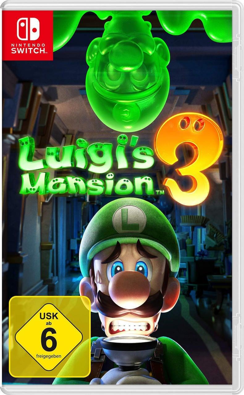Luigi's Mansion 3 (Nintendo Switch) für 46,99 Euro
