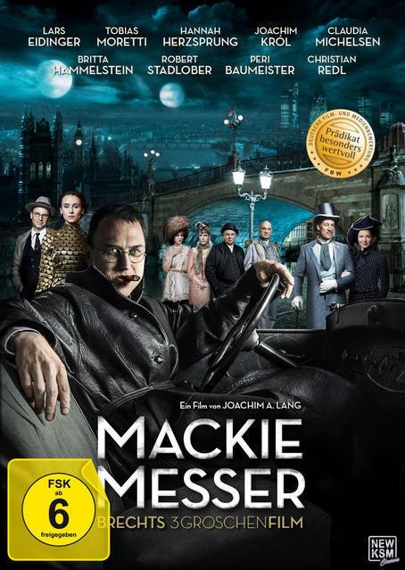 Mackie Messer – Brechts Dreigroschenfilm (DVD) für 14,99 Euro