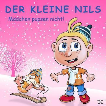 Mädchen Pupsen Nicht! - Der kleine Nils Vol. 8 (CD(s)) für 6,99 Euro