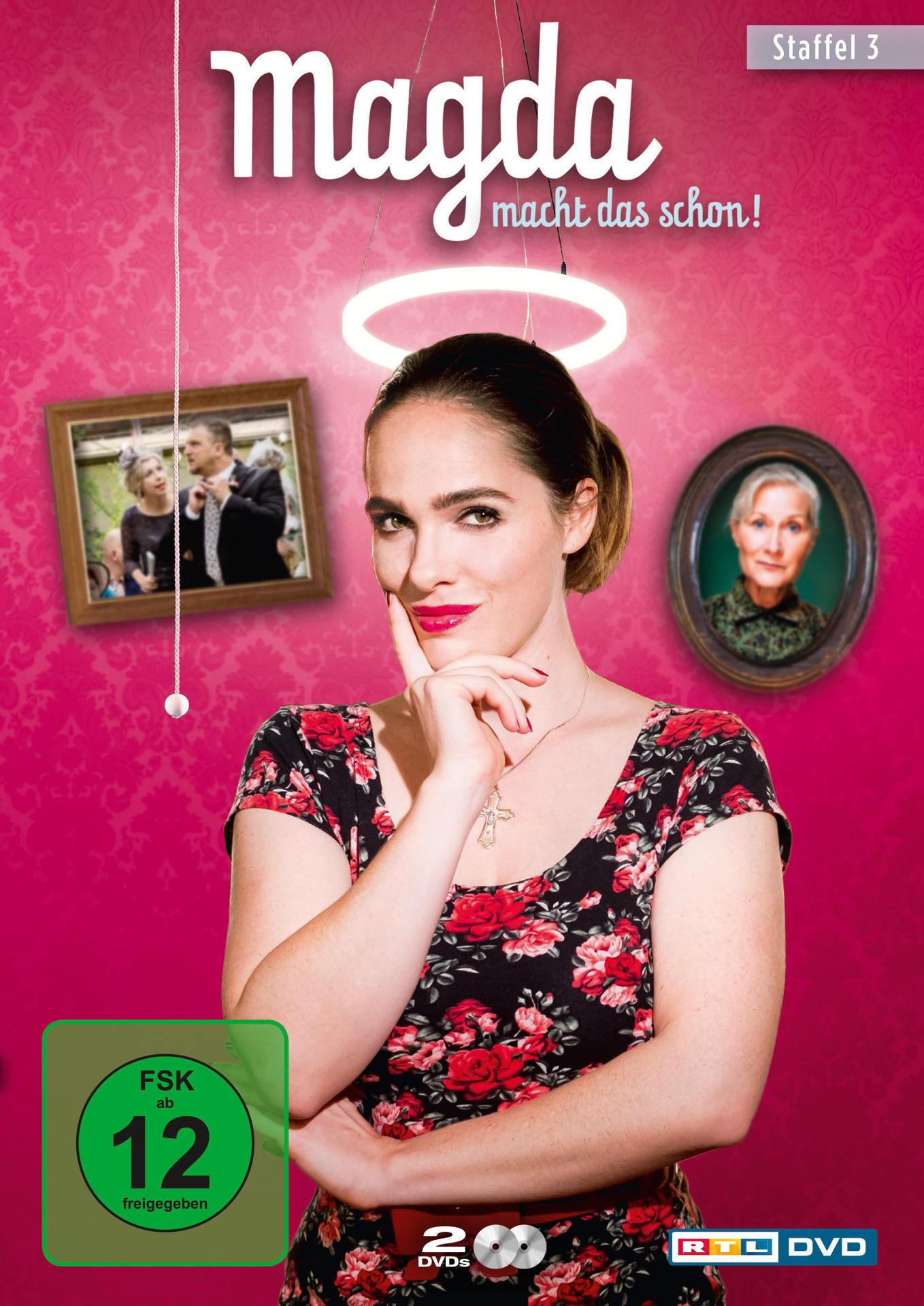 Magda macht das schon! - Staffel 3 (DVD) für 14,99 Euro