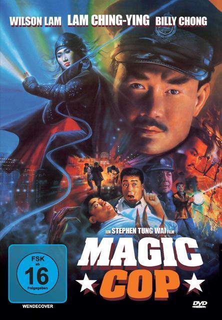 Magic Cop (DVD) für 9,99 Euro