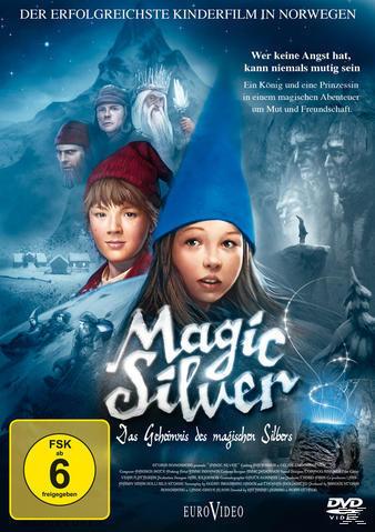 Magic Silver - Das Geheimnis des magischen Silbers (DVD) für 7,99 Euro