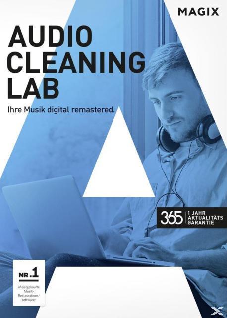 MAGIX Audio Cleaning Lab (PC) für 49,99 Euro