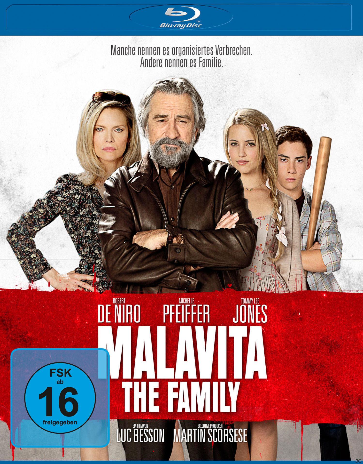 Malavita - The Family (BLU-RAY) für 9,99 Euro