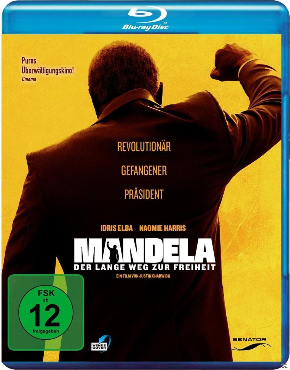 Mandela - Der lange Weg zur Freiheit (BLU-RAY) für 9,99 Euro