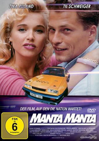 Manta Manta (DVD) für 8,99 Euro