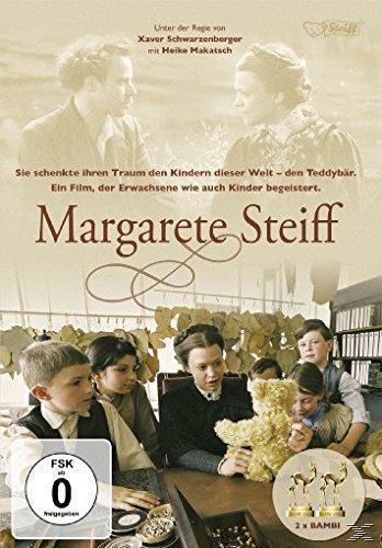 Margarete Steiff (DVD) für 7,99 Euro