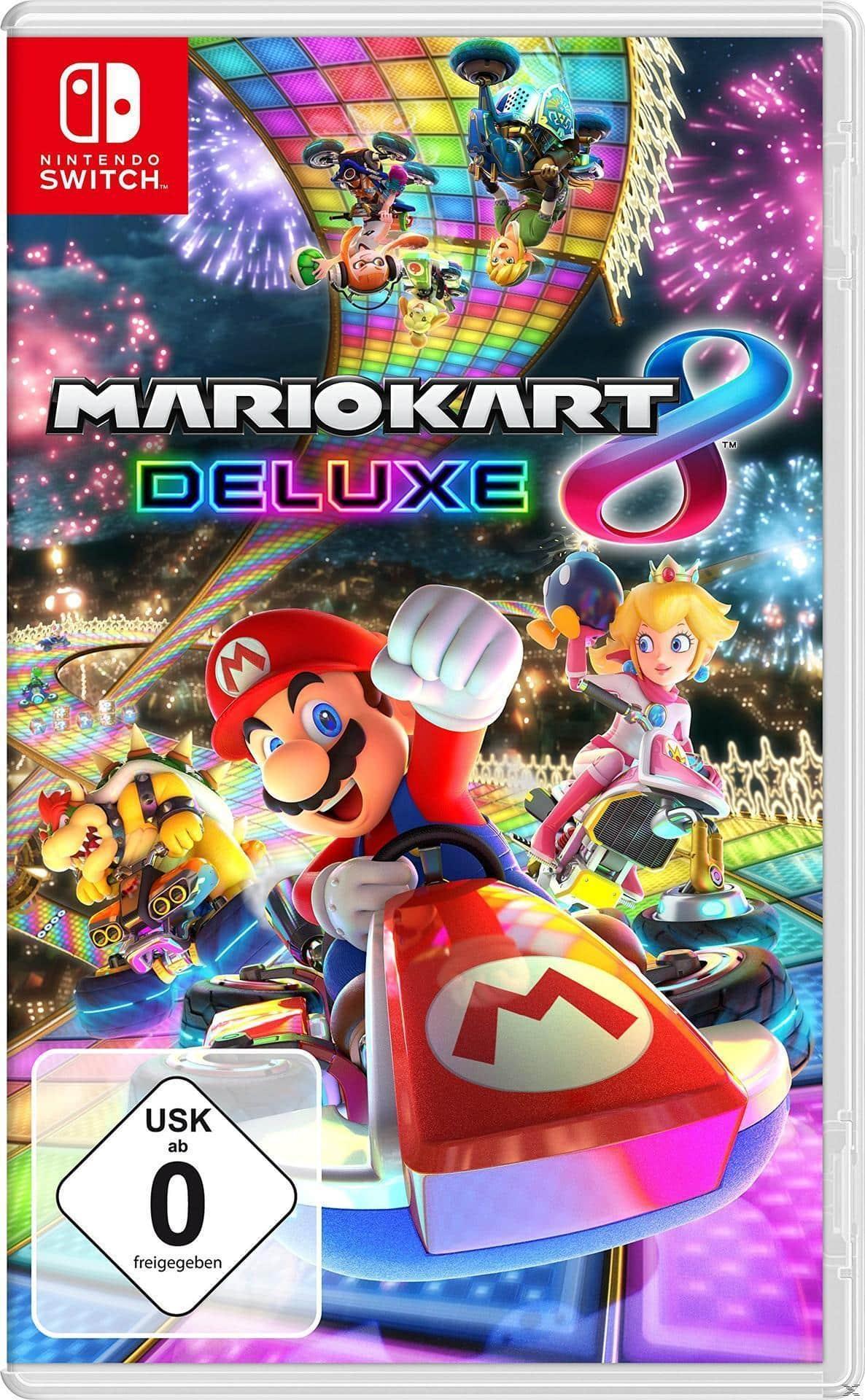 Mario Kart 8 Deluxe (Nintendo Switch) für 49,99 Euro