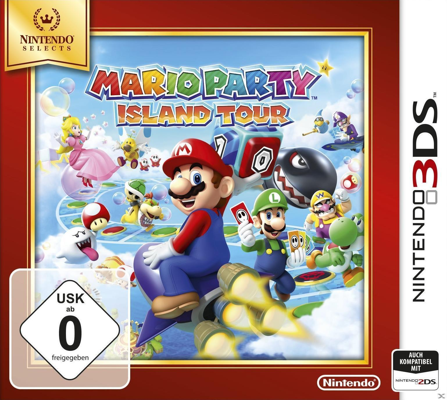 Mario Party: Island Tour (Nintendo Selects) (Nintendo 3DS) für 19,99 Euro