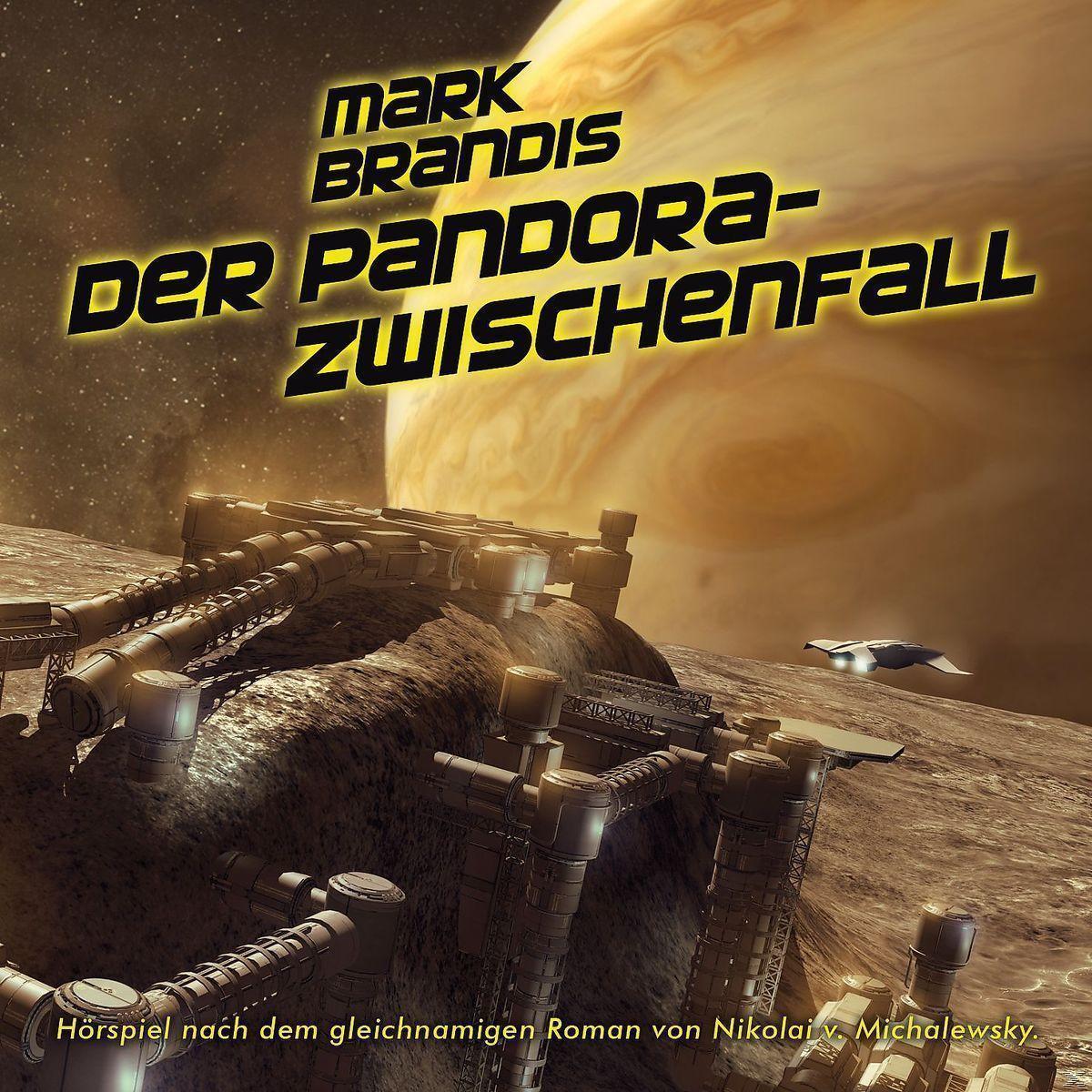 Mark Brandis 32: Der Pandora-Zwischenfall (CD(s)) für 7,99 Euro