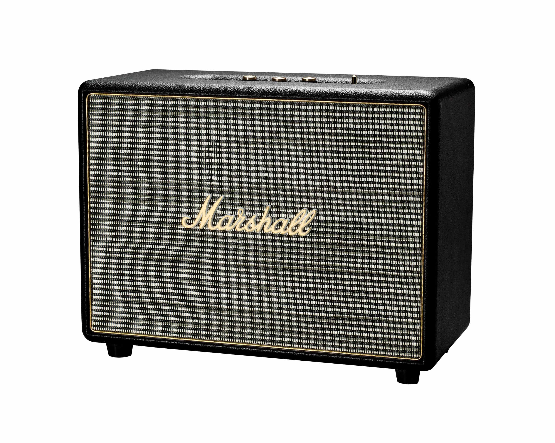 Marshall Woburn Boombox Bluetooth-Lautsprecher AUX-IN optischer Eingang für 389,00 Euro