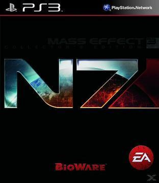 Mass Effect 3 - N7 Collector's Edition (Playstation3) für 49,00 Euro