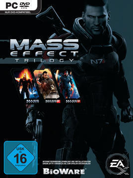 Mass Effect Trilogy (PC) für 49,99 Euro