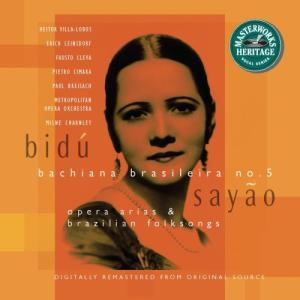 Masterworks Heritage - Sayao (SAYAO/CHARNLEY/LEISDORF) für 8,49 Euro