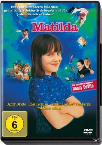 Matilda (DVD) für 7,99 Euro