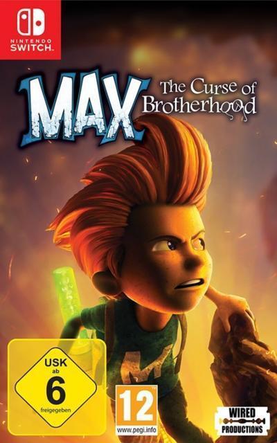 Max: The Curse of Brotherhood (Nintendo Switch) für 29,99 Euro